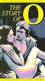VHS, 1995, THE STORY OF O