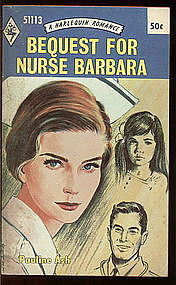 BEQUEST FOR NURSE BARBARA by Pauline Ash