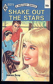 SHAKE OUT THE STARS by Janice Gray #51275