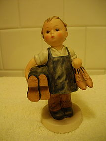 Boots Hummel Figurine