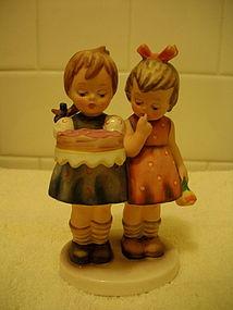 Happy Birthday Hummel Figurine