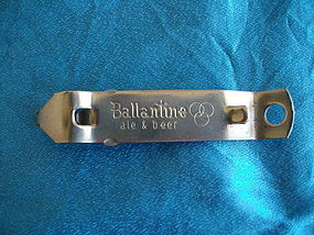 Ballantine Ale & Beer Bottle Opener