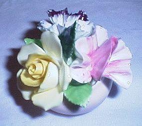 Adderley Bone China Flowers