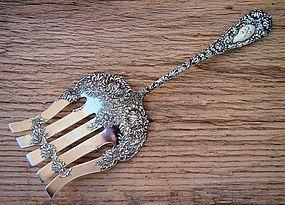 Durgin CHRYSANTHEMUM asparagus fork