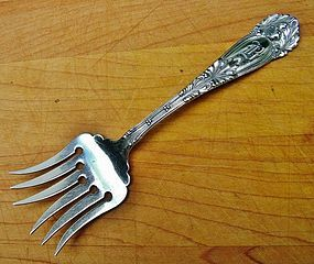 Frank Smith OAK chipped beef fork