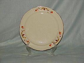 Hall Jewel Tea Autumn Leaf dinner plate