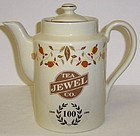 Hall 1999 NALCC Autumn Leaf 100t ANNIVERSARY COFFEE POT