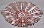 Hocking Pink OLD CAFE 8 Inch Low CANDY DISH