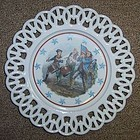 Westmoreland Milk Glass The SPIRIT of 76-WILLARD PLATE
