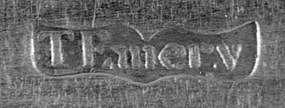 Tablespoon by Thomas Knox Emery, Boston, circa 1805