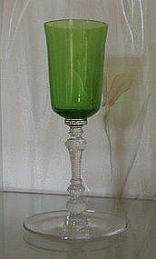 Cambridge #3500/90 Cupped Foot Cigarette, Forest Green
