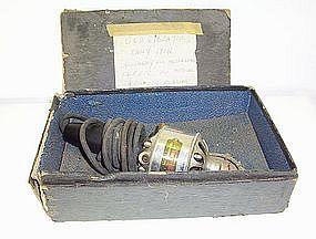 Old Vibrator early 1900
