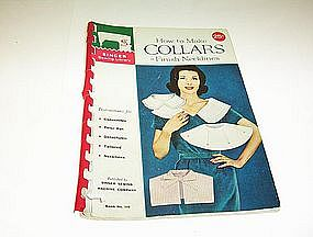 How to Make Collars finish necklines Singer Library