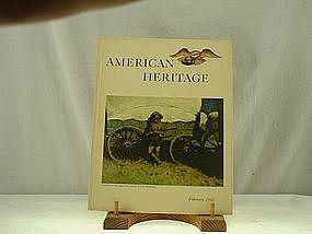 American Heritage February 1962