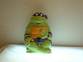 Teenage Mutant Ninja Turtle Cookie Jar