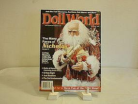 Doll World Magazine December 1999