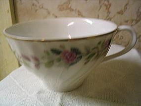 Creative China Regency Rose Cup