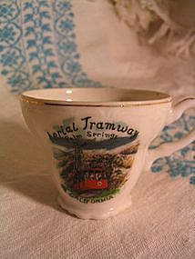 Miniature Cup Aerial Tramways
