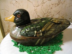 Duck Candle