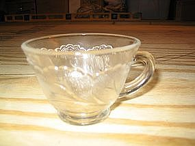 Indiana Pebble Leaf Punch Cup