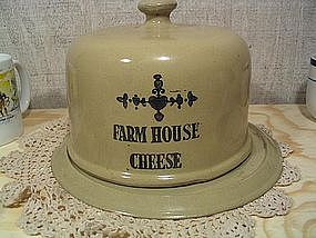 Moira Pottery Cheese Keeper