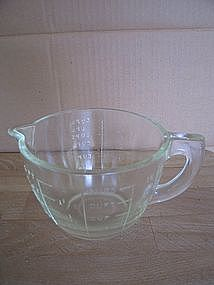 Glasbake Measuring Cup