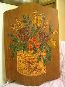 Multi-Ply Plaque Painting