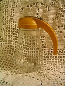 Federal Syrup Pitcher