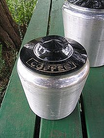 Kromex Coffee Canister
