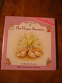 The Tale of the Flopsy Bunnies 100th Anniversary