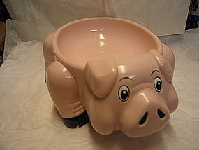 Pig Snack Bowl  UNAVAILABLE
