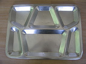Vintage Military Mess Tray
