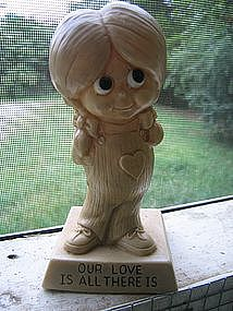 Berries Our Love is all There is Figurine