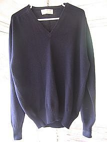 McGeorge Cashmere Sweater  UNAVAILABLE