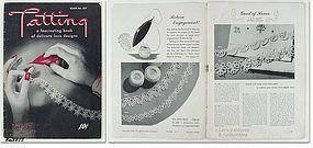 "BOOK NO. 207 – ""TATTING"" (1944)"