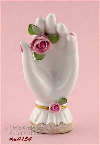 LEFTON HAND WITH ROSES
