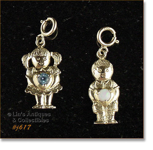 BEVERLY HILLS GOLD 14KT YELLOW GOLD CHARMS