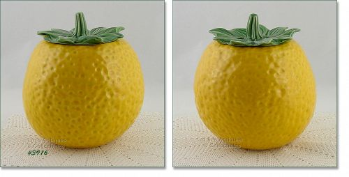McCOY POTTERY – LEMON COOKIE JAR