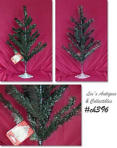 2 FT. GREEN VINYL CHRISTMAS TREE (ITALY)