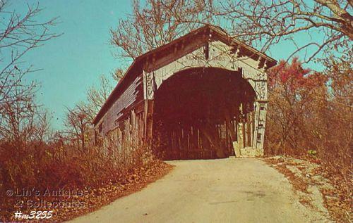POSTCARD – LONGWOOD BRIDGE