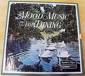 Mood Music for Dining 10 Record Set from RCA