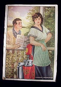 Sharples Separator Company Old Time Song Book