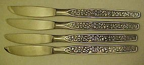 National Stainless dinner knives Sevita Pattern