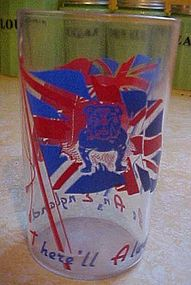 Vintage glass from England There
