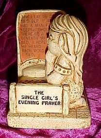 Vintage Paula figurine The Single girl