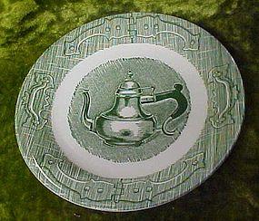 Royal USA The Old Curiosity shop saucer