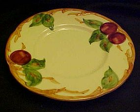 "Franciscan Apple 8"" salad plate"