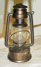 Collectible die cast metal lantern pencil sharpener