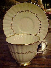 Royal Stafford England St. Regis cup saucer