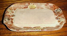Nasco Mountain Woodland butter dish replacement bottom